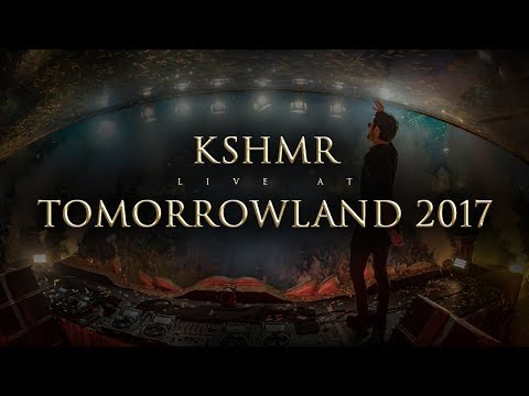 KSHMR  Tomorrowland