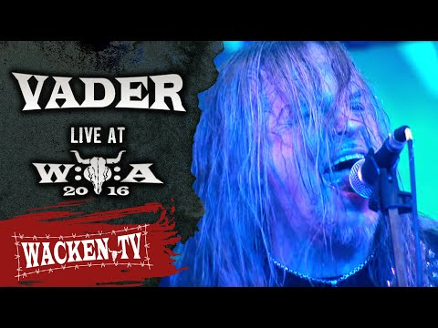 Download Youtube: Vader - Full Show - Live at Wacken Open Air 2016