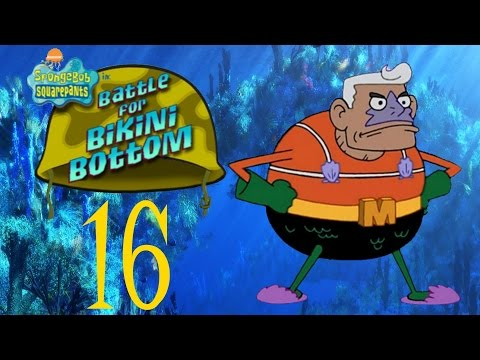 Spongebob battle for bikini bottom kelp