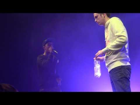 Killa Mahanie Vs Devoo (half Final) Beatboxbattle 2610