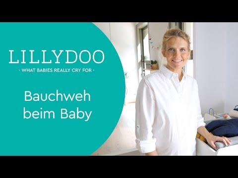 Bauchweh Beim Baby | Tipps & Tricks Von LILLYDOO Hebamme Sissi