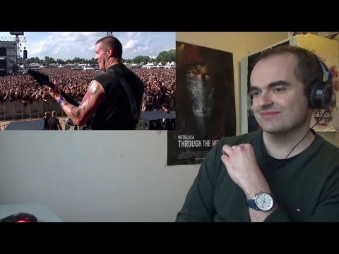 Annihilator  Set The World On Fire  Reaction