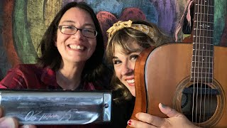 Oh Susannah - played by Lolly Hopwood & Anna 'Banana' Lee