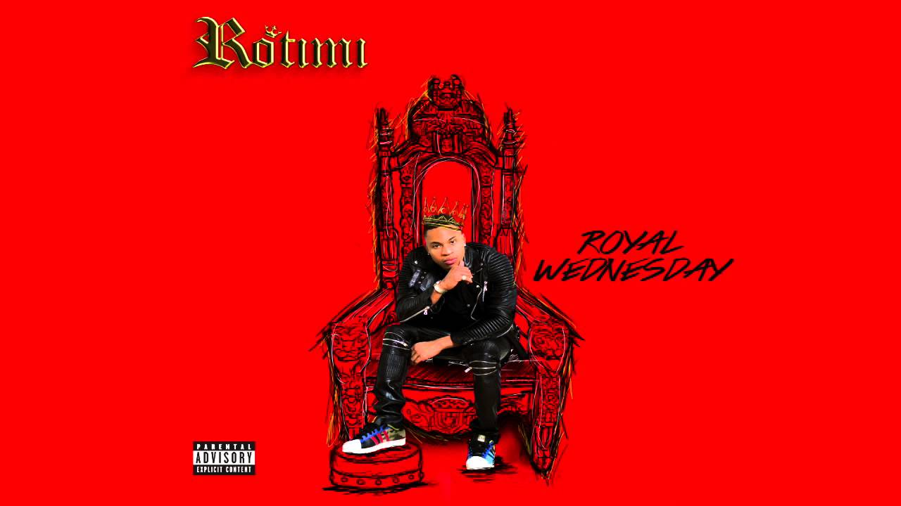 rotimi what they want