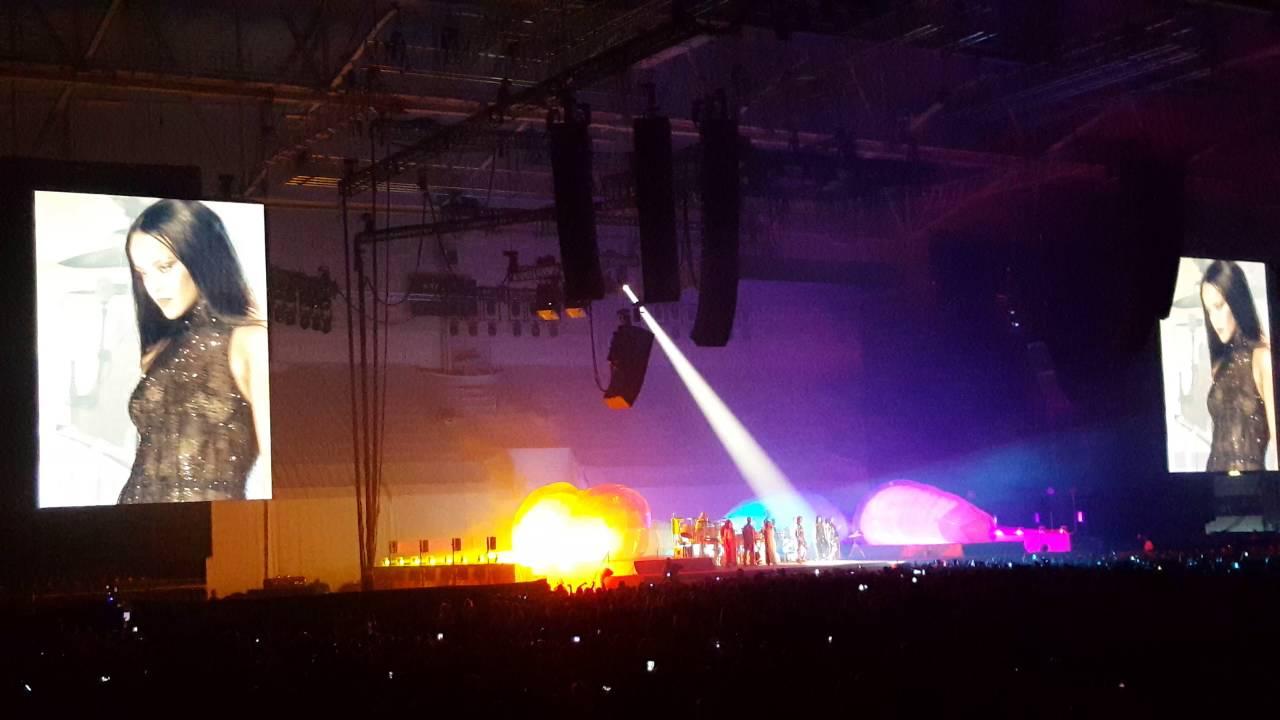Rihanna Konsert Telenor Arena