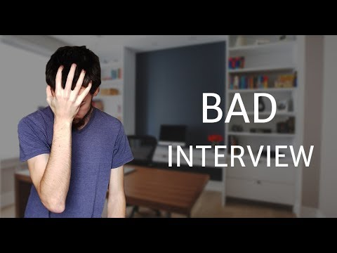 My First Web Developer Job Interview
