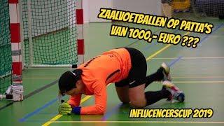 Zaalvoetballen op patta's van €995,-? Real Creators - Music United