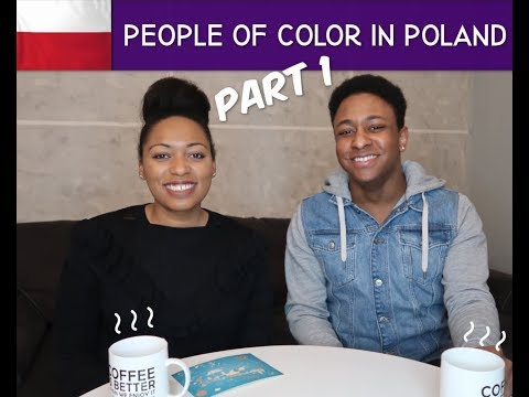 BLACK AMERICANS IN POLAND: LIVING MY BEST LIFE