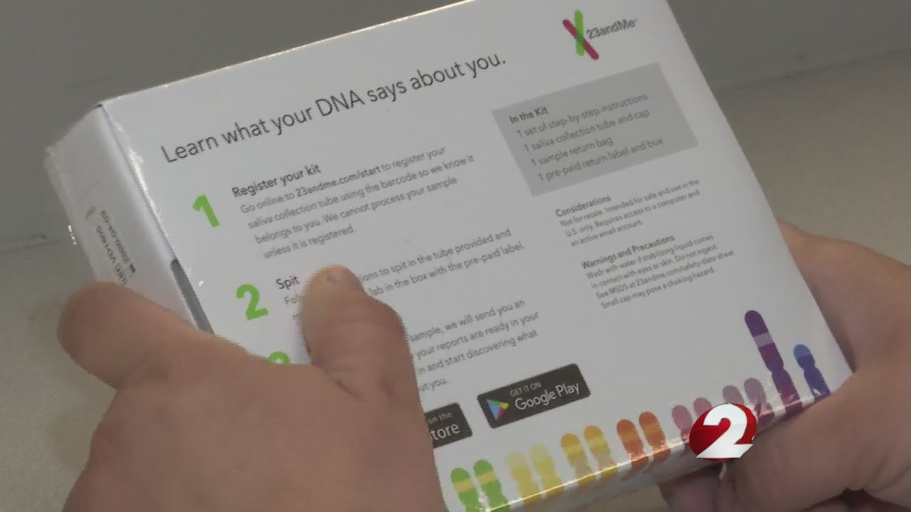 DNA Dilemma: What you could be signing up for with DNA test kits