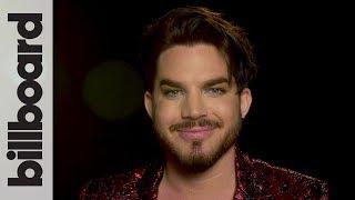 Adam Lambert Recalls Facing Homophobia: 'It Was Resistance, Fear & Uncertainty' | Billboard Pride