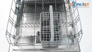 встраиваемая посудомоечная машина Bosch SMV 50E10 обзор