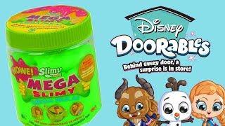 Disney • Mega Slimy • Biedronka Slime • Doorables Surprise • DIY