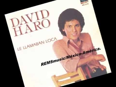"DAVID HARO  ""LE LLAMABAN LOCA"""