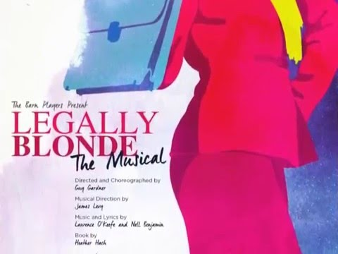 Legally Blonde at The Barn Players