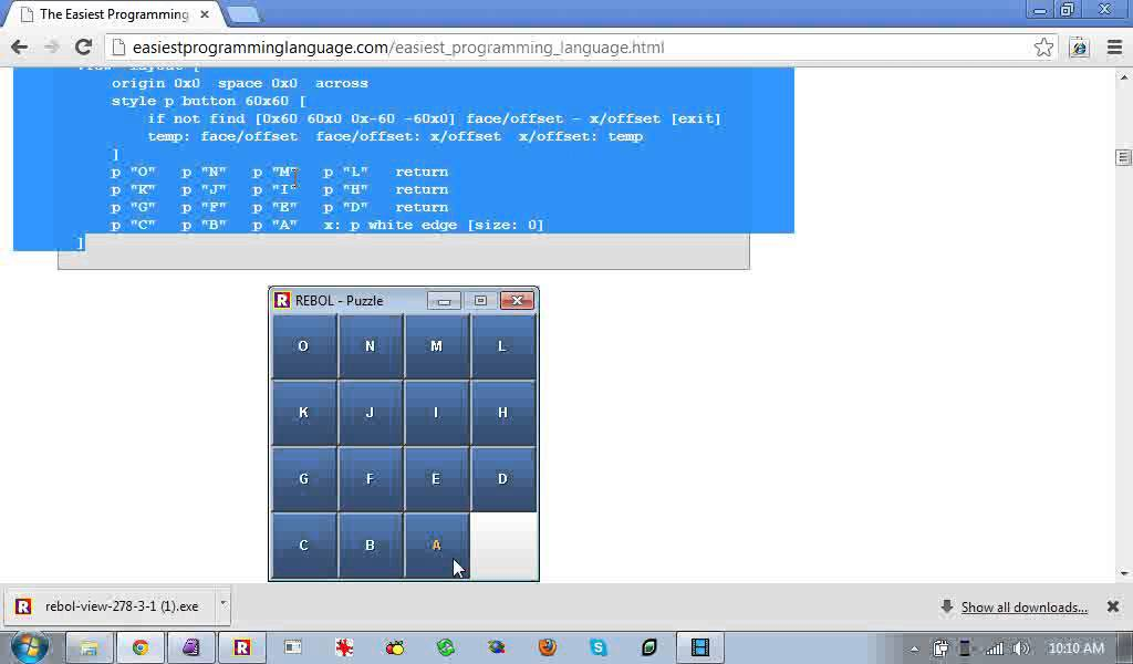 5473fcb74c42a Easiest Programming Language - YouTube