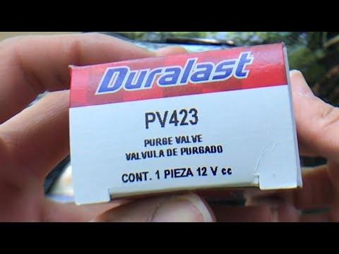Replacing Impala Purge Valve
