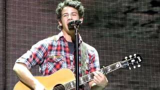 Introducing Me - Nick Jonas Indiana 8-8-10