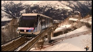 funiculaire les arcs bourg saint Maurice