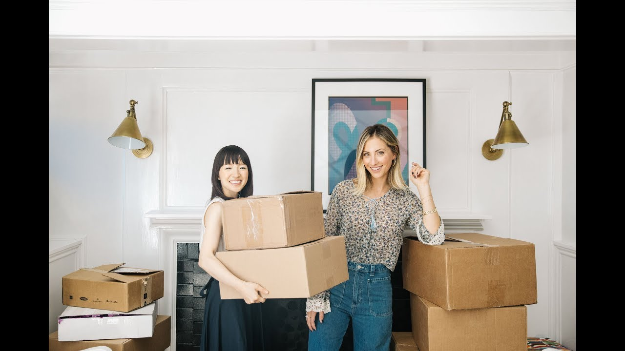 Partnerships Cupcakes And Cashmere X Konmari Youtube