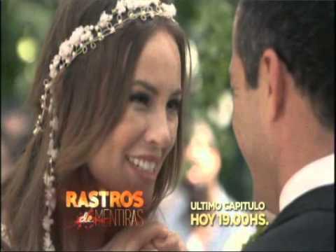 Rastros de Mentiras - Promo Último Capítulo (Argentina)