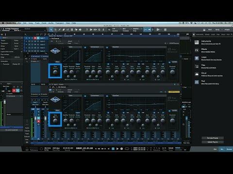 Studio 192 Hardware Integration In Studio One 3.1