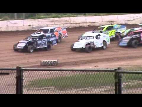 IMCA Mod Heat 1 Seymour Speedway 6/9/13