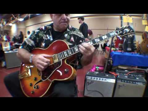 1974 Gibson Super 400 - Jamming in E - Cannon Ball...