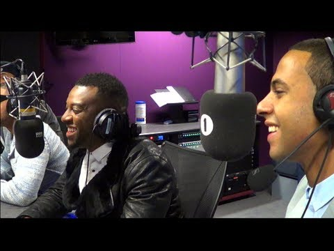 JLS Farewell Chat with Greg James