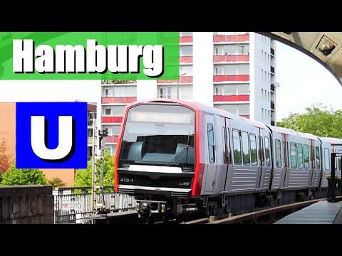 [Doku] U- Bahn Hamburg (2017) (1000 Abo Special)