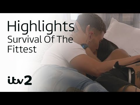 All The Hook Ups! | Survival of the Fittest | ITV2