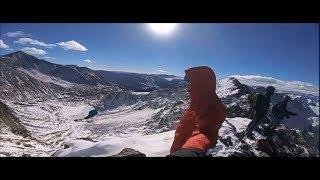 GoPro Backcountry Ski Edit 2017