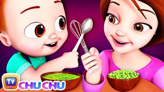 Helping Mommy Song - ChuChu TV Baby Nursery Rhymes and Kids Songs