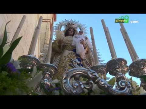 Procesión de Nuestra Señora de Belén con motivo de la festividad de la Candelaria (COMPLETO)