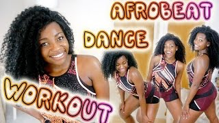 Look Like You | AFROBEAT DANCE WORKOUT | Scola Dondo
