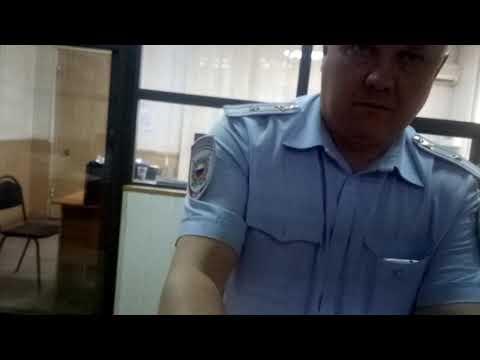 Беспредел. Оренбург. Отдел полиции-4. Начальник отдела Полковник Манасуев А. А