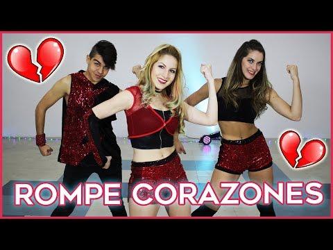 La Rompe Corazones - Daddy Yankee ft Ozuna (Cover)| Coreografia | A bailar con Maga
