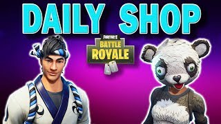 Fortnite Daily Shop (19th August 2018)