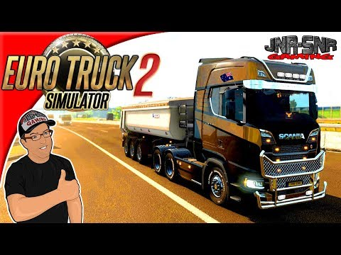 Euro Truck Simulator 2 Exploring the new Italia DLC