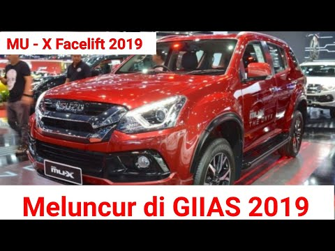 ISUZU MUX 2019 - Review Indonesia