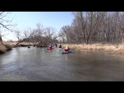Paddling Arbuckle Creek Doovi