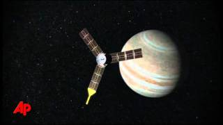Juno Probe to Explore Jupiter