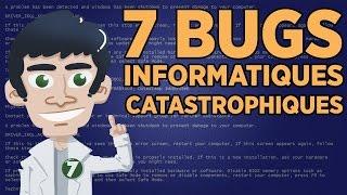 7 bugs informatiques catastrophiques