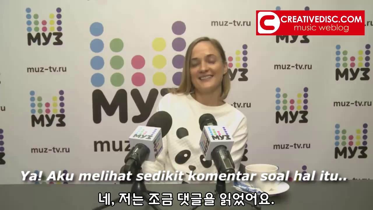 Janabaeva told what he and Meladze had to go through