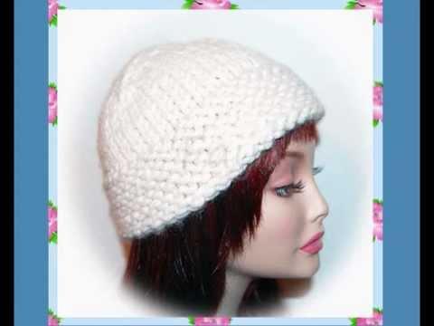 Fay Girls Ladies One Size Beanie Super Chunky Yarn Hat Knitting