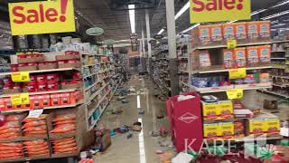 RAW VIDEO: Aftermath of looting at Cub Foods in Minneapolis