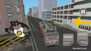 911 Fire Rescue Truck Driver