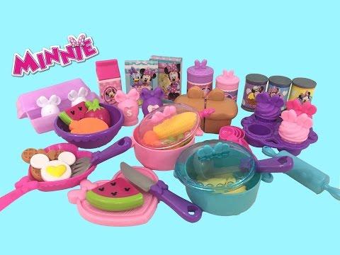 Minnie Bowtastic Kitchen Accessory Set | Kids Station