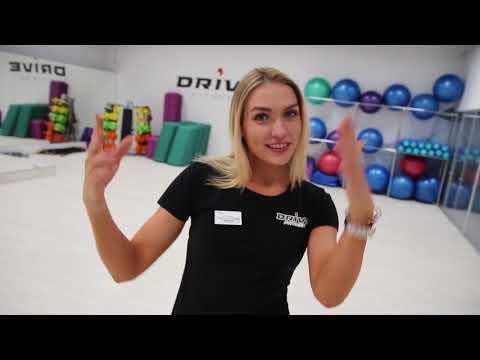 DriveFitness - Парк Хаус - Cеть фитнес клубов Екатеринбурга