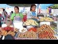 Street Food at Kampong Cham Province