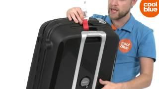 Delsey Belfort 70cm 4 Wheel Trolley Case Productvideo (NL/BE)